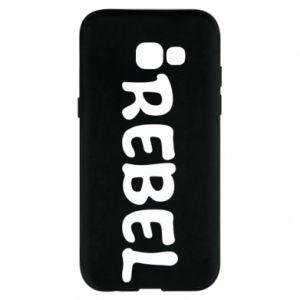 Etui na Samsung A5 2017 Rebel