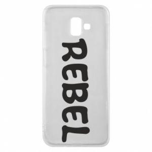 Etui na Samsung J6 Plus 2018 Rebel