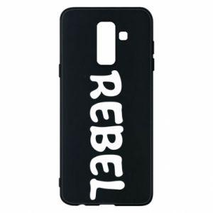 Etui na Samsung A6+ 2018 Rebel