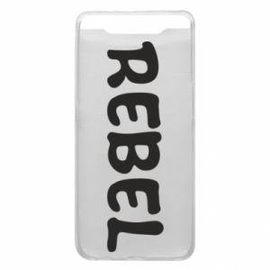 Etui na Samsung A80 Rebel