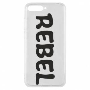 Etui na Huawei Y6 2018 Rebel