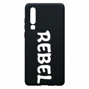 Etui na Huawei P30 Rebel