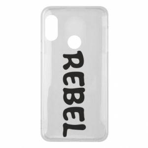 Etui na Mi A2 Lite Rebel