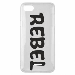 Etui na Xiaomi Redmi 6A Rebel