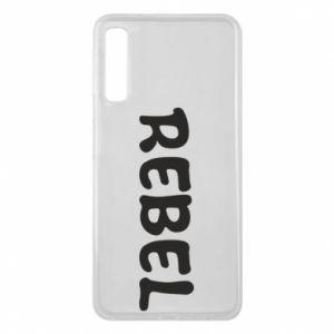 Etui na Samsung A7 2018 Rebel