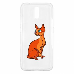 Etui na Nokia 2.3 Red eared cat