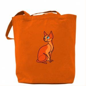 Torba Red eared cat - PrintSalon