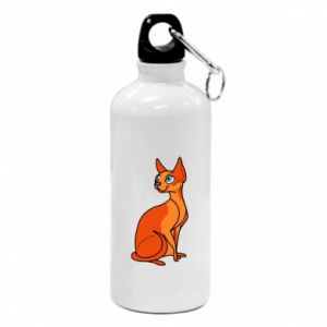 Bidon turystyczny Red eared cat