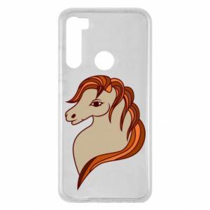 Etui na Xiaomi Redmi Note 8 Red horse