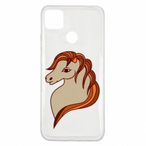 Etui na Xiaomi Redmi 9c Red horse