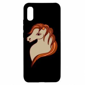 Etui na Xiaomi Redmi 9a Red horse