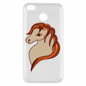 Etui na Xiaomi Redmi 4X Red horse