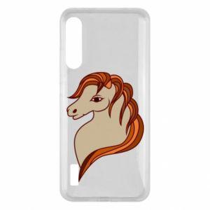 Etui na Xiaomi Mi A3 Red horse