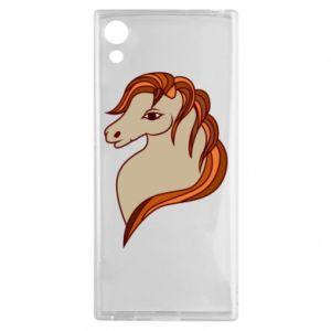 Etui na Sony Xperia XA1 Red horse