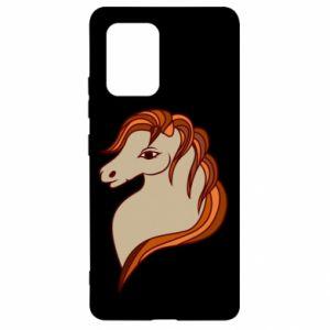 Etui na Samsung S10 Lite Red horse