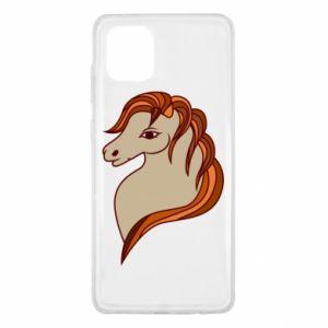 Etui na Samsung Note 10 Lite Red horse