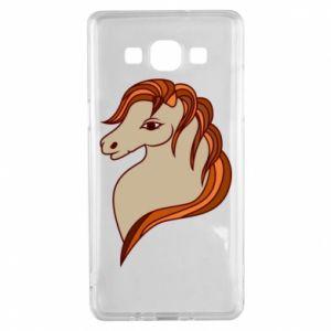 Etui na Samsung A5 2015 Red horse