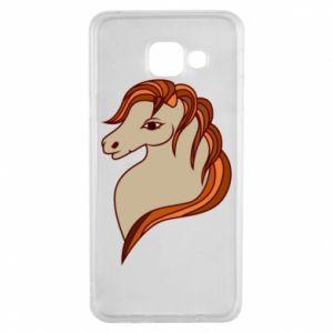 Etui na Samsung A3 2016 Red horse
