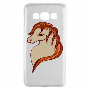 Etui na Samsung A3 2015 Red horse
