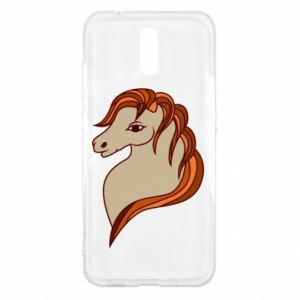 Etui na Nokia 2.3 Red horse