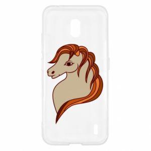 Etui na Nokia 2.2 Red horse
