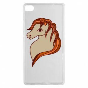 Etui na Huawei P8 Red horse