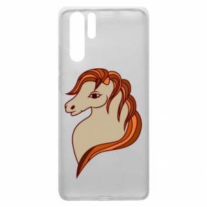 Etui na Huawei P30 Pro Red horse