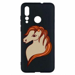 Etui na Huawei Nova 4 Red horse