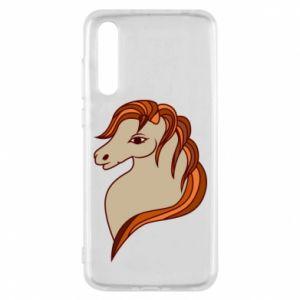 Etui na Huawei P20 Pro Red horse