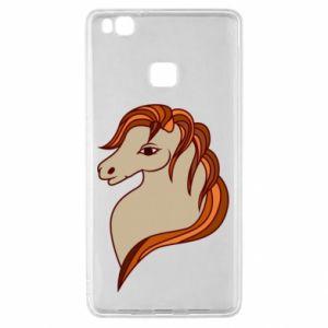 Etui na Huawei P9 Lite Red horse