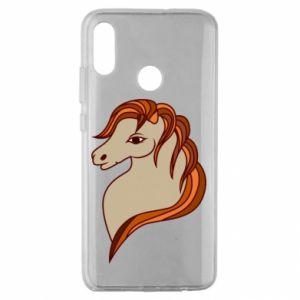 Etui na Huawei Honor 10 Lite Red horse