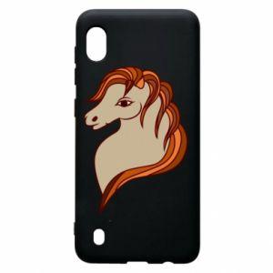 Etui na Samsung A10 Red horse