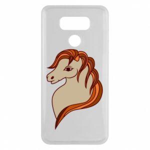 Etui na LG G6 Red horse
