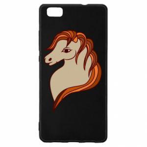 Etui na Huawei P 8 Lite Red horse