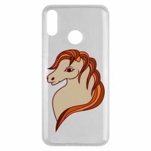 Etui na Huawei Y9 2019 Red horse