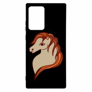 Etui na Samsung Note 20 Ultra Red horse