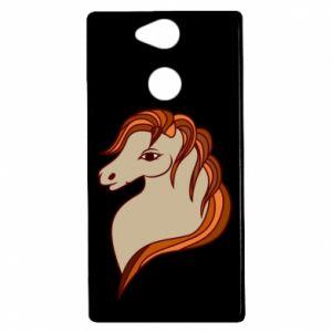 Etui na Sony Xperia XA2 Red horse