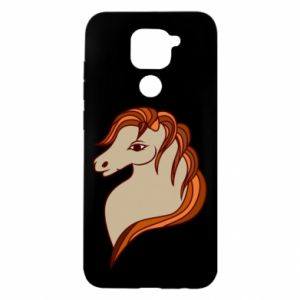 Etui na Xiaomi Redmi Note 9/Redmi 10X Red horse