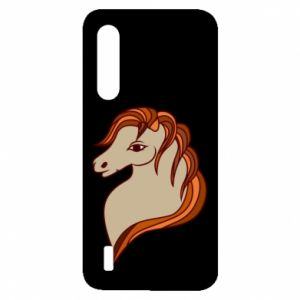 Etui na Xiaomi Mi9 Lite Red horse