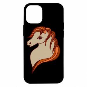 Etui na iPhone 12 Mini Red horse