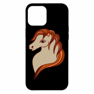 Etui na iPhone 12 Pro Max Red horse