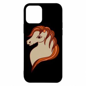 Etui na iPhone 12/12 Pro Red horse