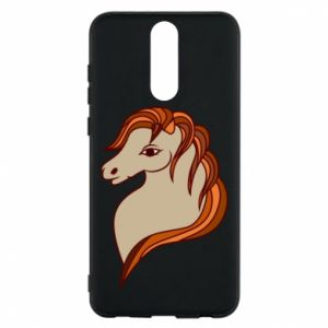 Phone case for Huawei Mate 10 Lite Red horse