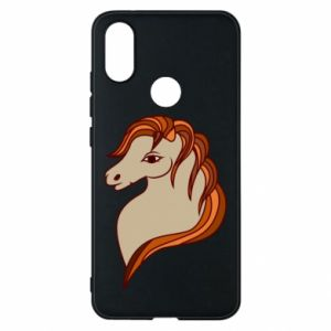 Phone case for Xiaomi Mi A2 Red horse