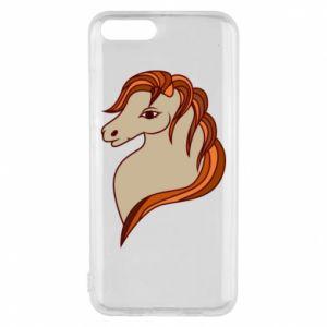 Phone case for Xiaomi Mi6 Red horse
