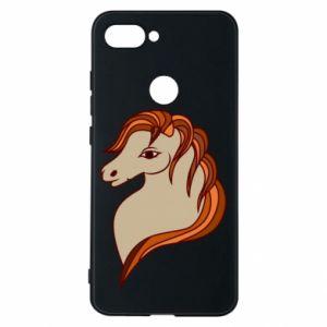 Phone case for Xiaomi Mi8 Lite Red horse