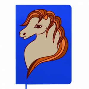 Notepad Red horse