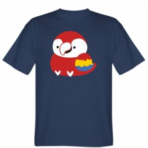 Koszulka męska Red parrot