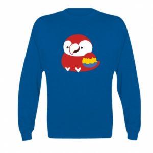 Bluza dziecięca Red parrot