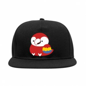 Snapback Red parrot